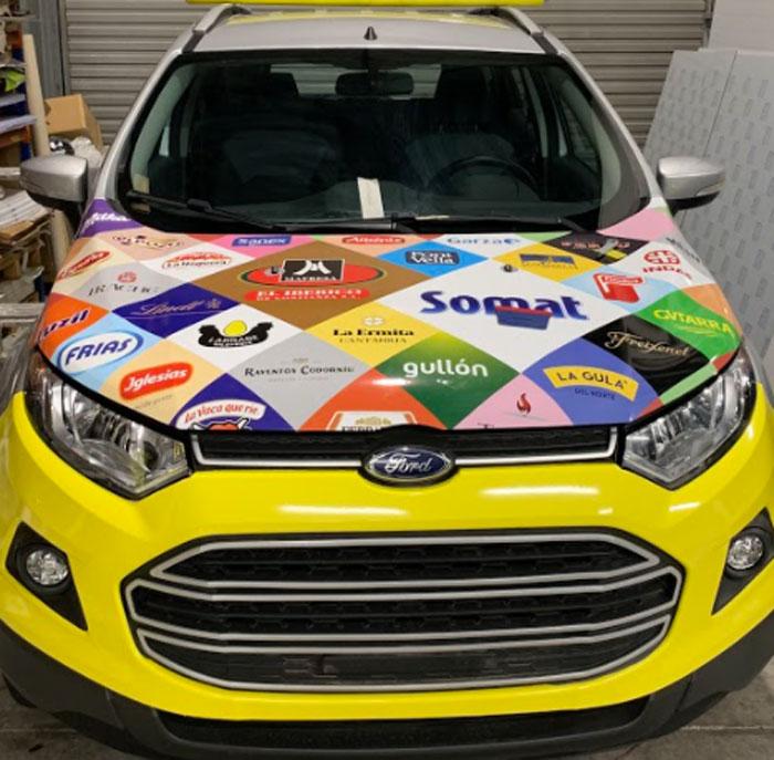 stickers personalizados para autos
