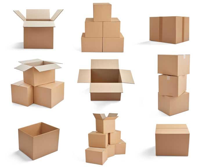 Serigrafía en cajas de Cartón